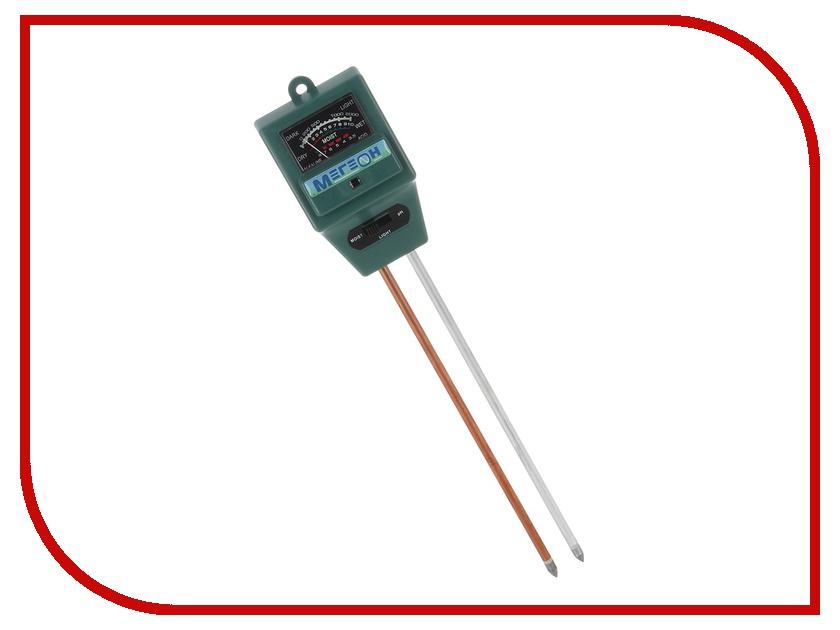Индикатор Мегеон 35280 - анализатор почвы 3 в 1