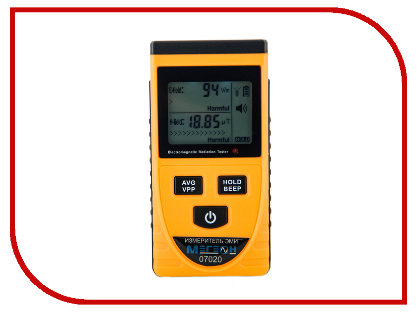 Индикатор Мегеон 07020 пробник для осциллографа мегеон 25100