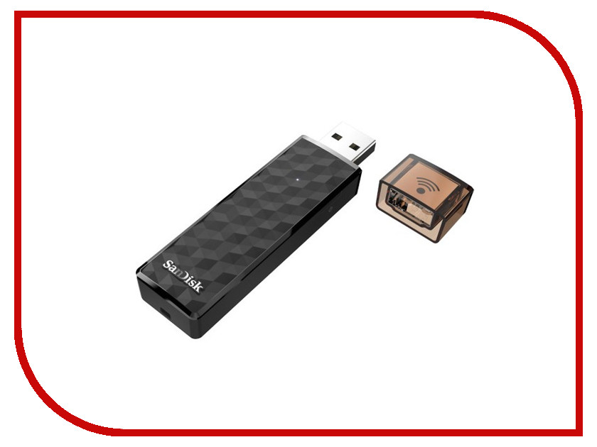 USB Flash Drive 32Gb - SanDisk Connect SDWS4-032G-G46<br>
