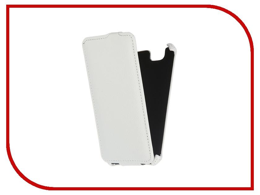 Аксессуар Чехол ZTE Blade L4 PRO Gecko White GG-F-ZTEBLL4PRO-WH