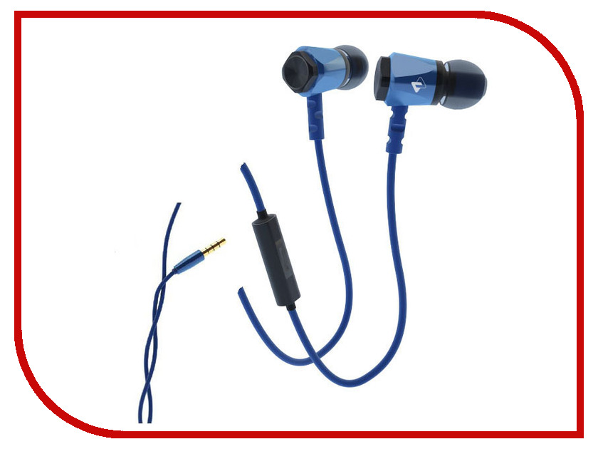 Гарнитура Fischer Audio Ribbon Blue гарнитура alpha audio hp five