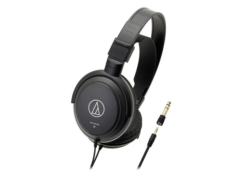 цена на Audio-Technica ATH-AVC200