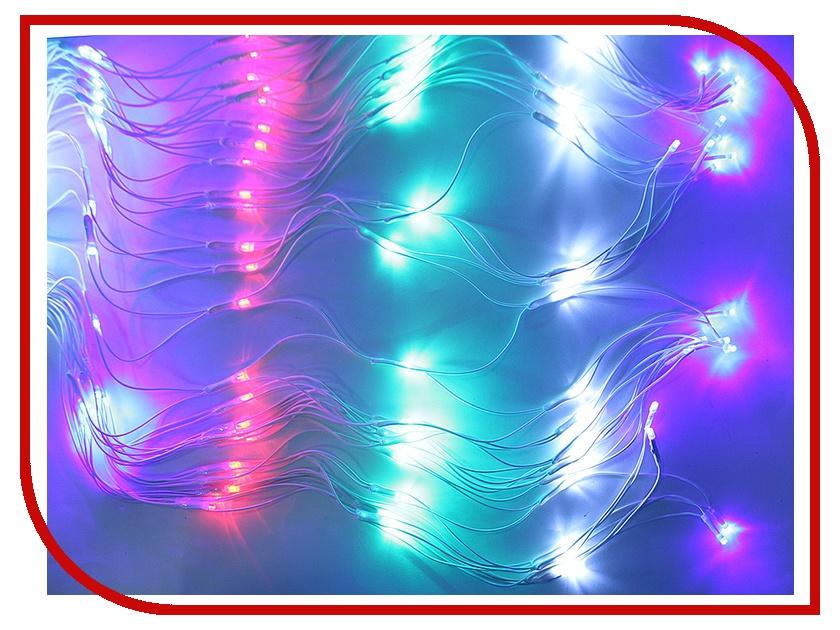 Гирлянда Северное сияние Холодный свет 120x82cm IT100287