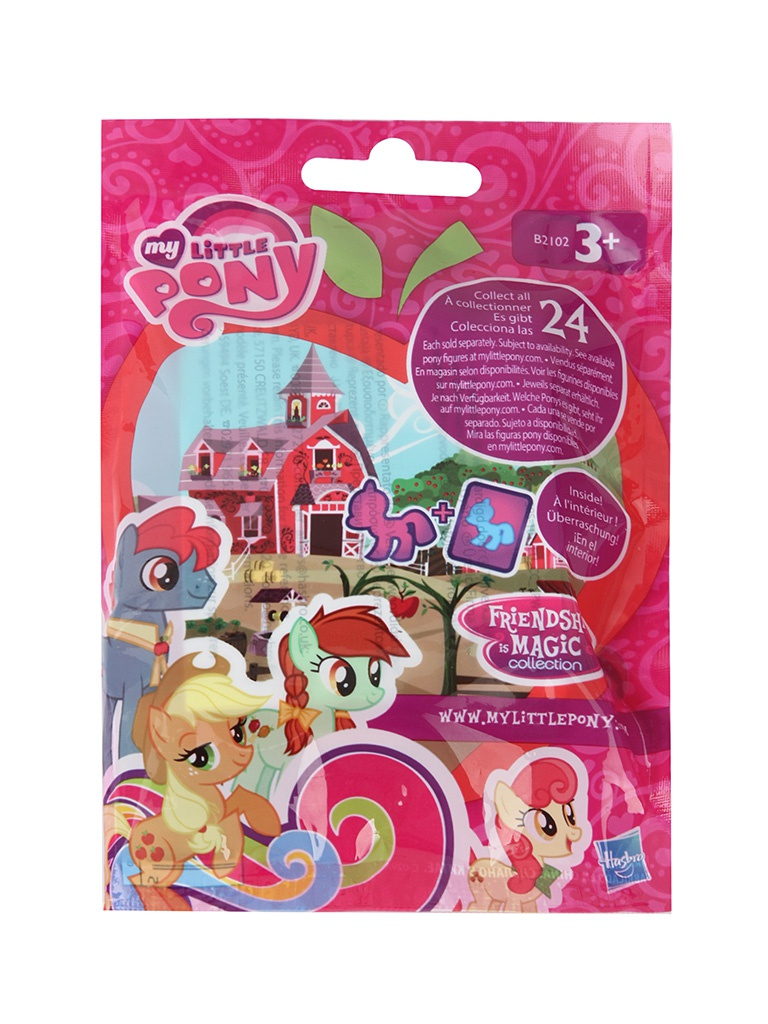 Игрушка Hasbro My Little Pony A8330 hasbro игрушка hasbro my little pony сияние рэйнбоу дэш