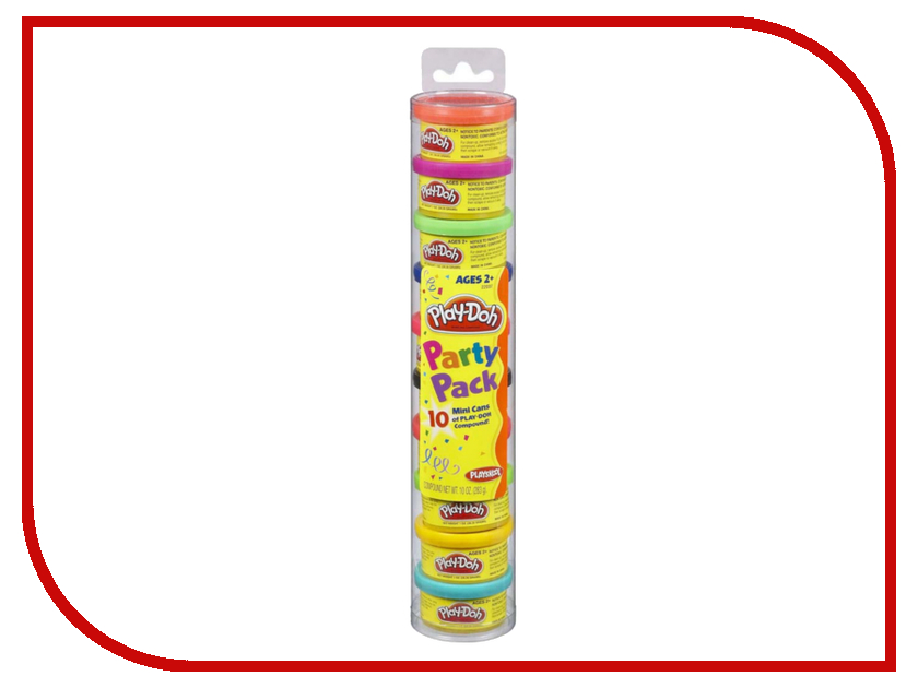 Купить Игрушка Hasbro Play-Doh Набор Для Праздника 22037