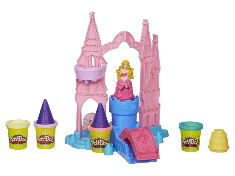 Игровой набор Hasbro Play-Doh Чудесный замок Авроры A6881<br>