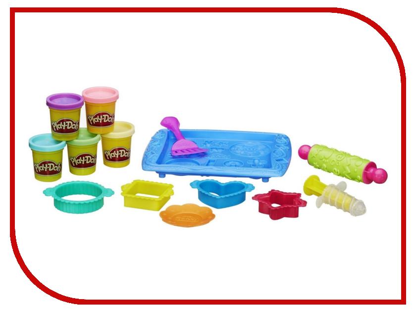 Игрушка Hasbro Play-Doh Магазинчик печенья B0307 hasbro набор пластилина hasbro play doh цвета и формы
