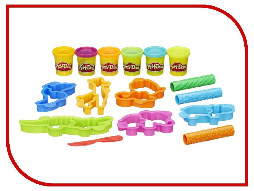 Игрушка Hasbro Play-Doh Весёлые сафари B1168<br>