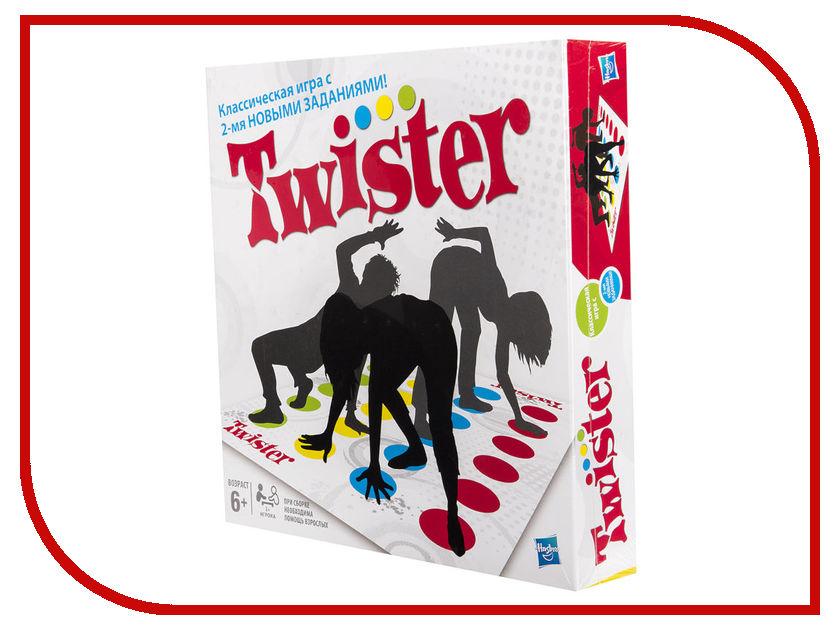 Игрушка Hasbro Твистер 98831 hasbro kre o cityville вторжение строители hasbro
