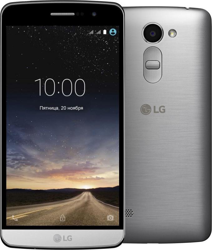 Сотовый телефон LG X190 Ray Black-Silver