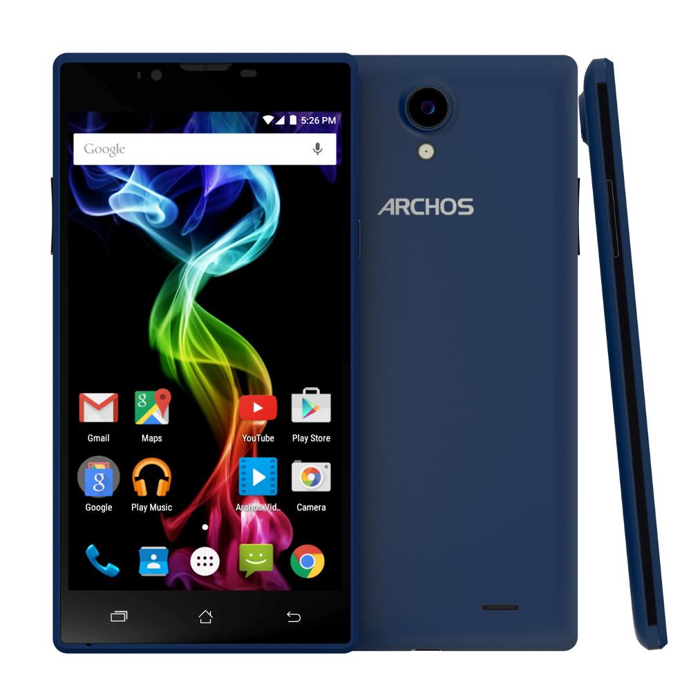 Сотовый телефон Archos 55 Platinum<br>