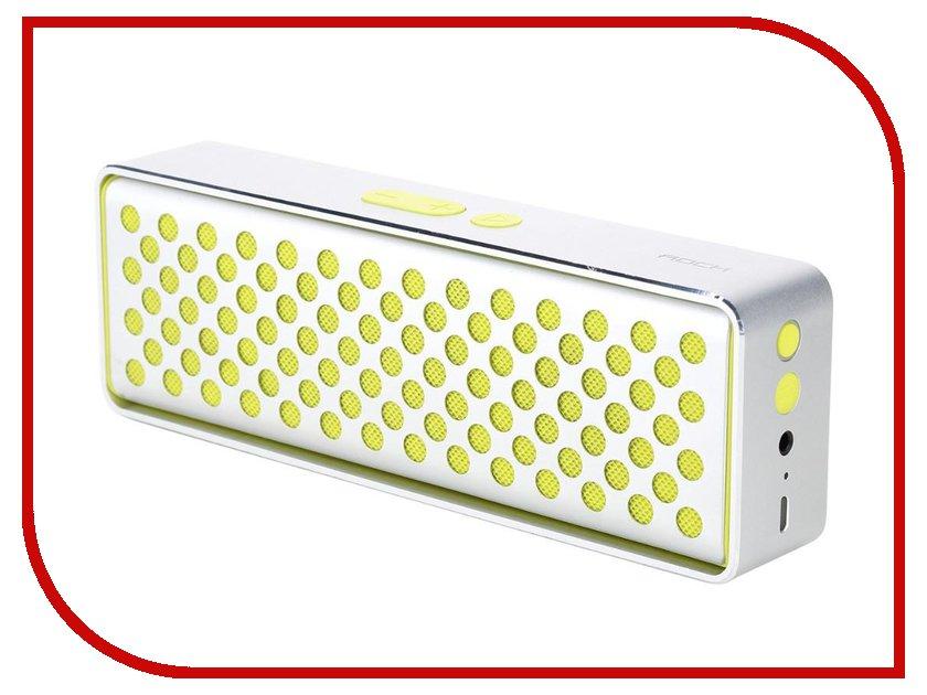 Колонка ROCK Mubox Bluetooth Speaker RAU0506 Yellow<br>