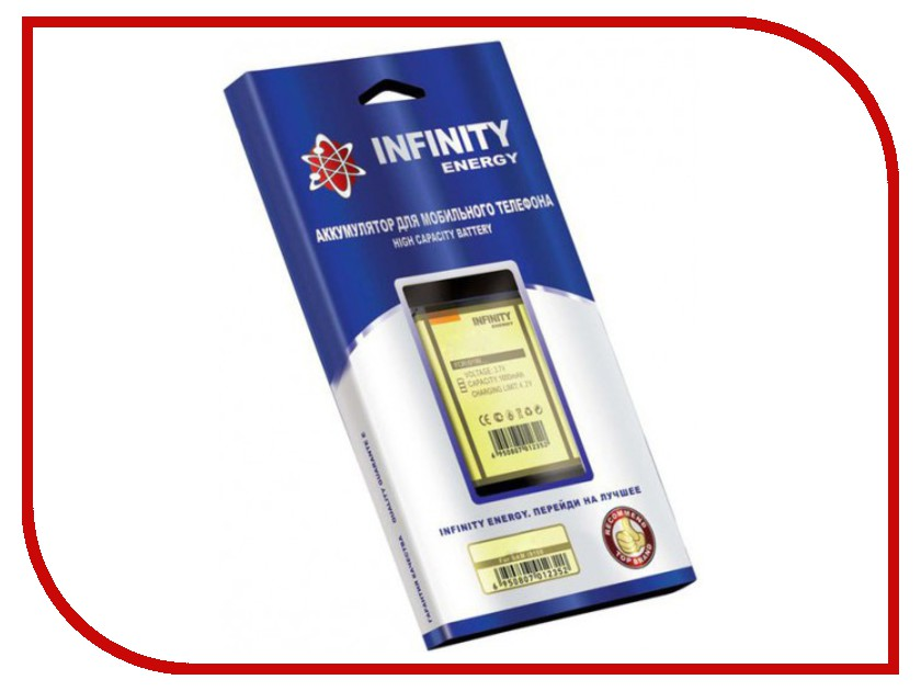 Аксессуар Аккумулятор Infinity ZTE Skate Tanya V960 1500 mAh Li3714T42P3h853448