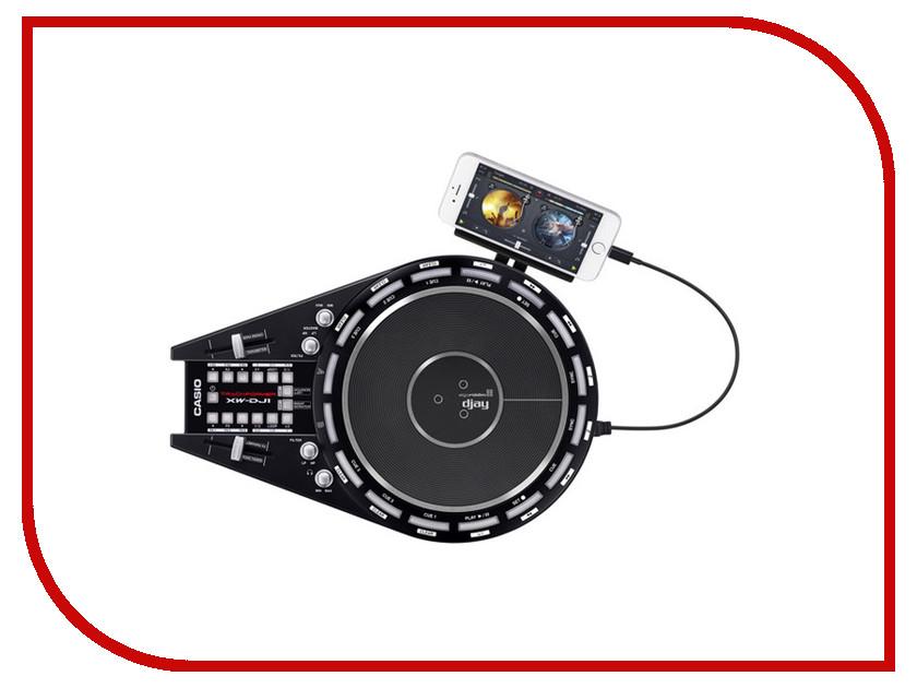 MIDI-контроллер Casio XW-DJ1