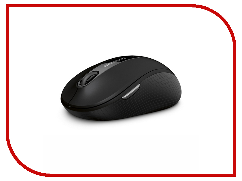 мышки 4000  Мышь Microsoft Wireless Mobile Mouse 4000 USB Black D5D-00133