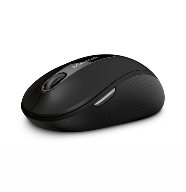 Мышь Microsoft Wireless Mobile Mouse 4000 USB Black D5D-00133