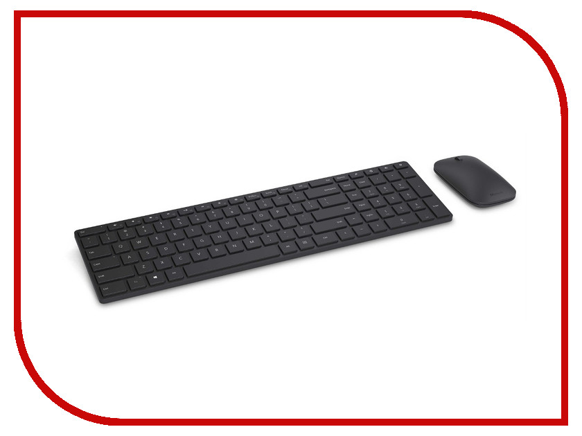 Набор Microsoft Designer Bluetooth Desktop Black 7N9-00018