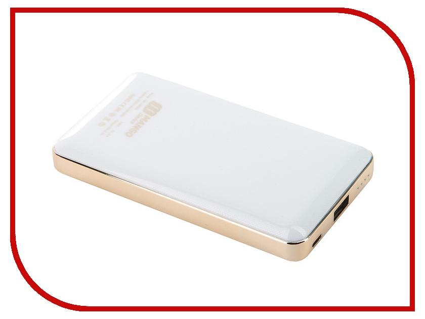 Аккумулятор Mango 8000 mAh White MP-8000WH