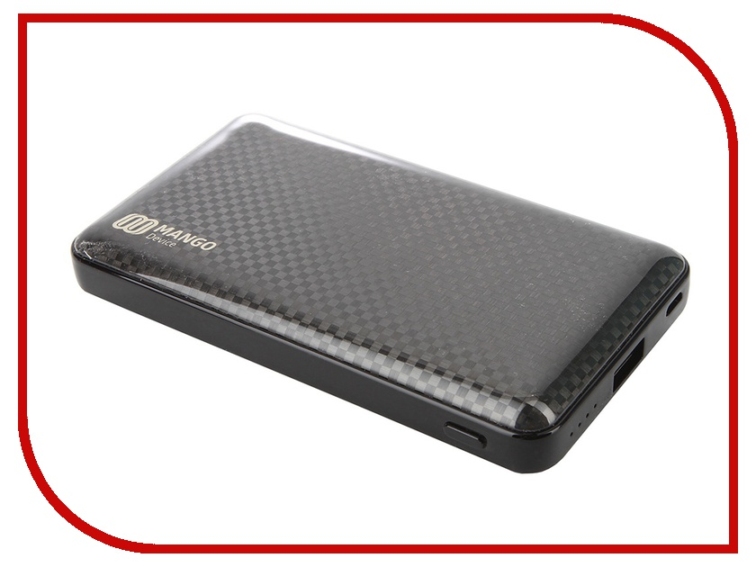 Аккумулятор Mango MF-10000 10000mAh Black MF-10000BL пиджак mango mango ma002ewaqwm5
