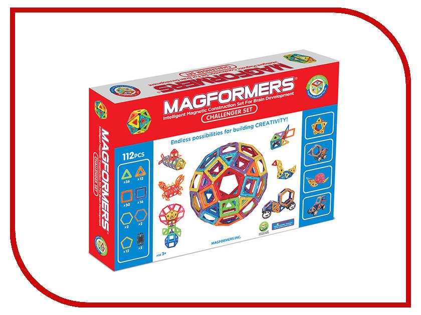 Игрушка Конструктор Magformers Challenger 63077<br>