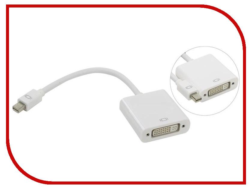 Аксессуар Telecom Mini DisplayPort M - DVI F 0.2m White TA6050