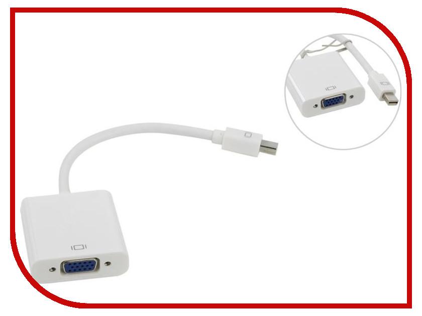 Аксессуар Telecom Mini DisplayPort M - VGA F 0.2m TA6070