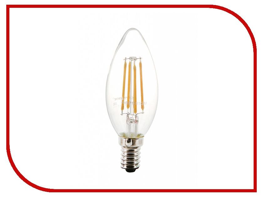�������� ������� Filament LED C37 E14 3.5W 220V 2700K 16-C37-3.5W-E14