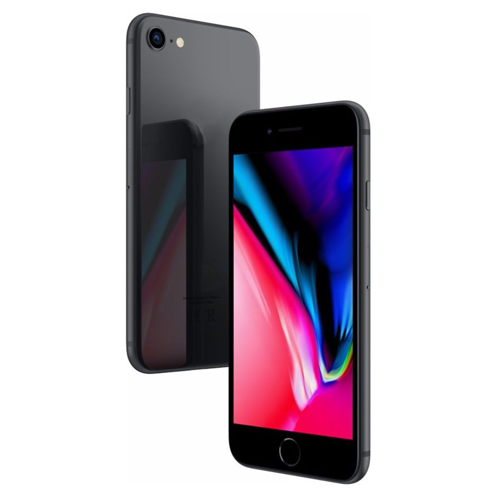 Сотовый телефон APPLE iPhone 8 - 64Gb Space Gray MQ6G2RU/A телефон