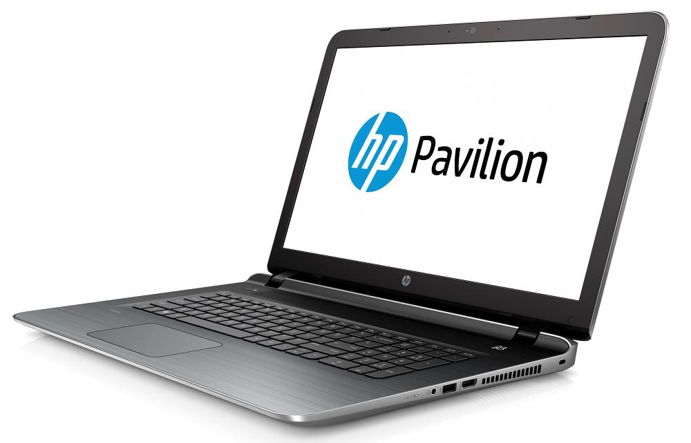 Ноутбук HP Pavilion 17-g101ur P0F12EA Intel Pentium 3825U 1.9 GHz/4096Mb/500Gb/DVD-RW/Intel HD Graphics/Wi-Fi/Bluetooth/Cam/17.3/1600x900/Windows 10 64-bit<br>