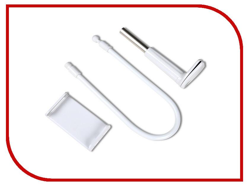 Аксессуар ROCK Flexible Long Arm Mobile Phone Holder Detachable Iron Grey<br>