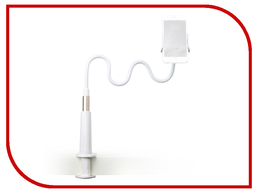 Аксессуар ROCK Flexible Long Arm Mobile Phone Holder Detachable Golden<br>