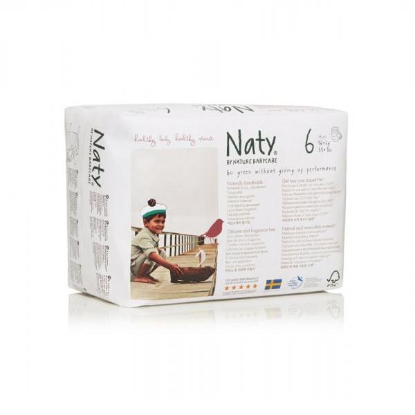 Подгузники Naty 6 16+кг 18шт<br>