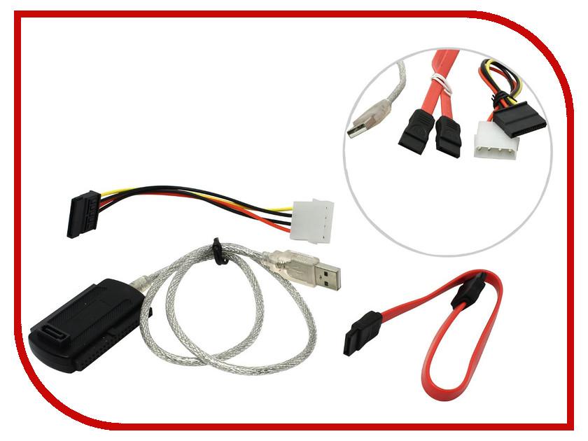 Аксессуар VCOM USB 2.0 - SATA/IDE VUS7056<br>