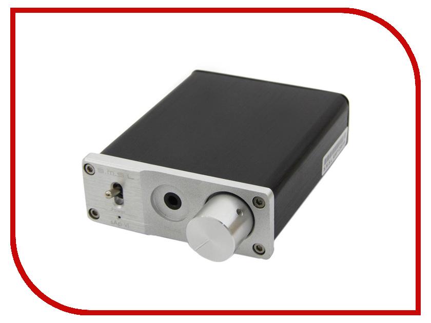 Усилитель для наушников SMSL SAP VI Silver<br>
