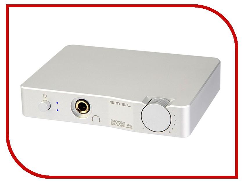 ЦАП SMSL V2 Silver