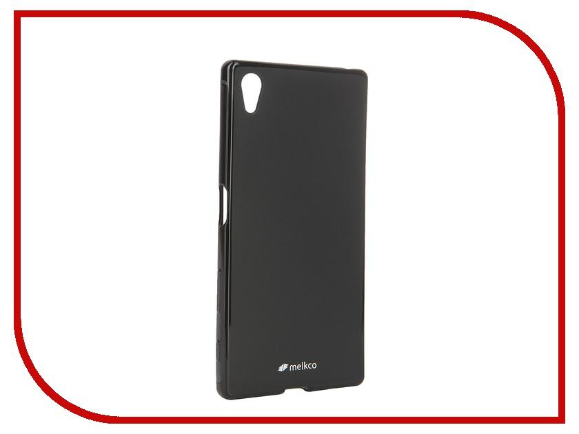 Аксессуар Чехол Sony Xperia Z5 / Z5 Dual Melkco Black Mat 8257<br>