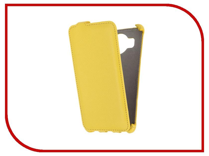 Аксессуар Чехол Microsoft Lumia 950 XL Armor Yellow 8549<br>