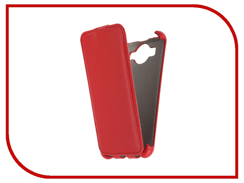 Аксессуар Чехол Microsoft Lumia 950 Armor Dual Sim Red 8541 аксессуар чехол microsoft lumia 430 dual sim nillkin frosted shield red