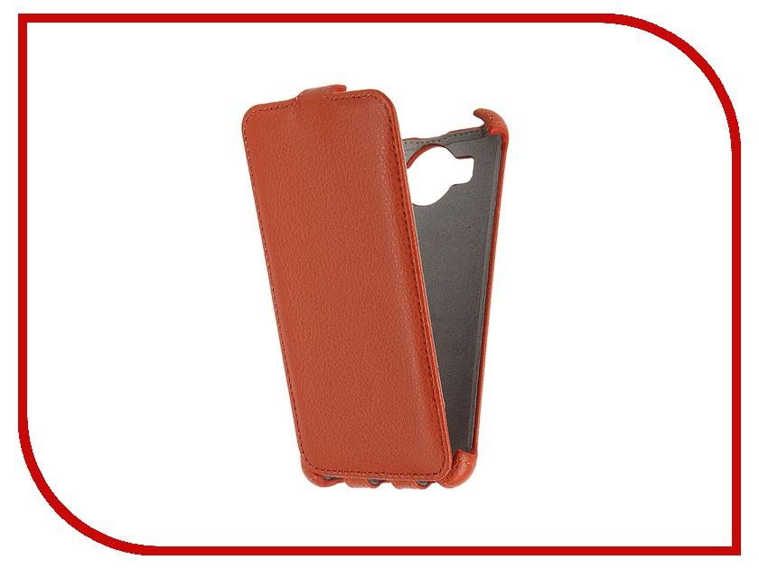 Аксессуар Чехол Microsoft Lumia 950 Armor Dual Sim Orange 8539