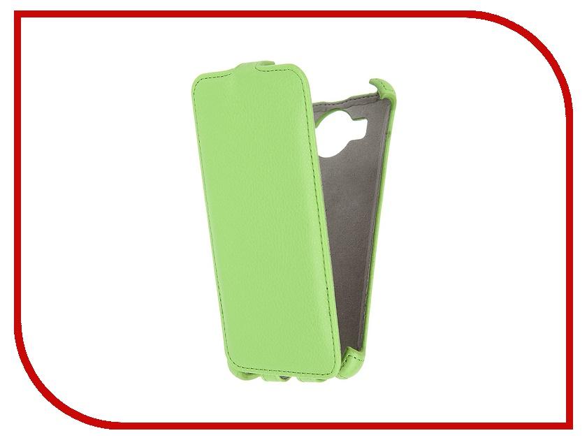 Аксессуар Чехол для Microsoft Lumia 950 Armor Dual Sim Green 8538