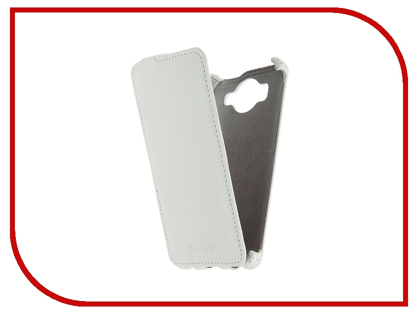 Аксессуар Чехол Microsoft Lumia 950 Armor Dual Sim White 8197
