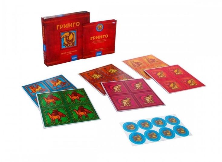 Настольная игра Bondibon Гринго Ф60990 от Pleer