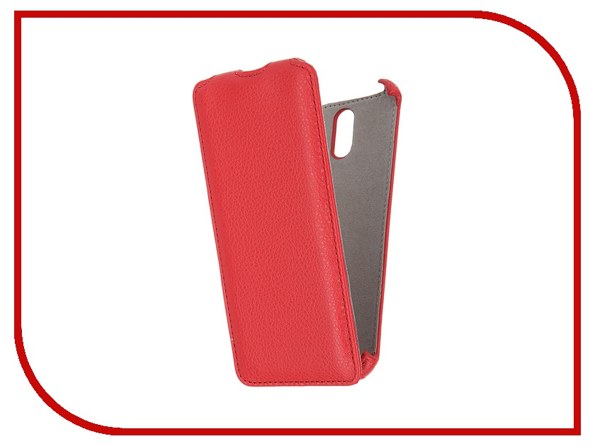 Аксессуар Чехол HTC One E8 Dual Sim Armor Red 8396