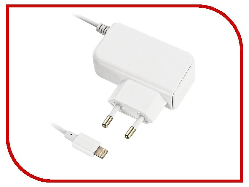 Зарядное устройство BB Lightning 8pin 1A 005-001 1.2m White 08984