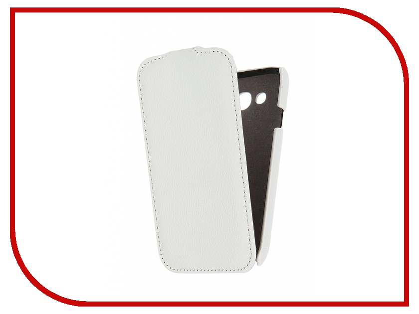 Аксессуар Чехол-книжка Armor for Samsung Galaxy Grand GT-i9082 / Galaxy Grand Neo GT-i9060 Full White 6514