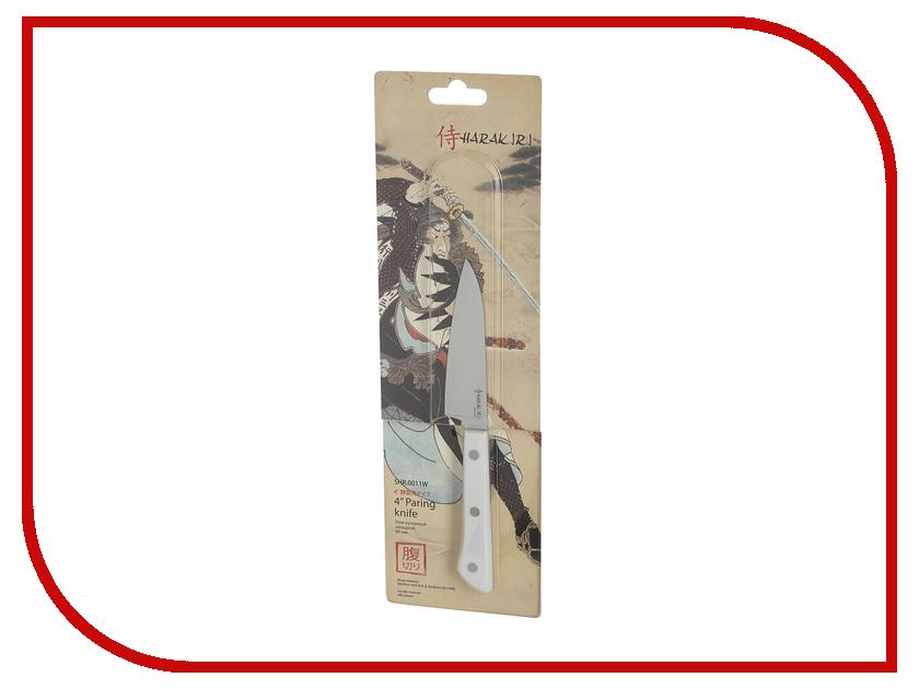 Нож Samura Harakiri SHR-0011W - длина лезвия 99мм нож samura shadow сантоку sh 0095 длина лезвия 175мм