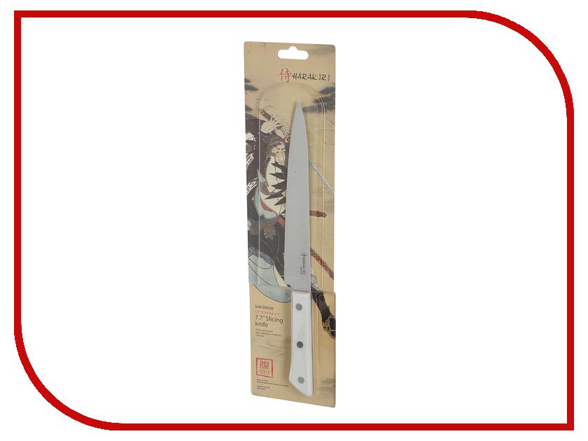 Нож Samura Harakiri SHR-0045W - длина лезвия 196мм зажим tdm sq0510 0045