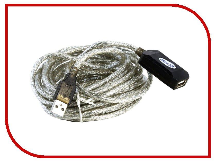 Аксессуар AOpen USB 2.0-Repeater AM - AF 5m ACU823-5M<br>