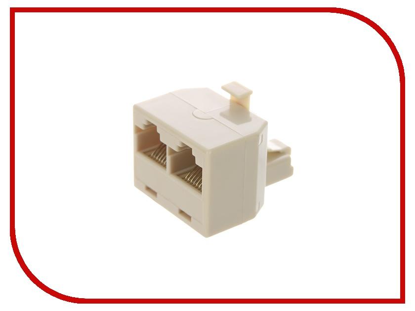 Аксессуар VCOM Plug/2-8P8C VTE7714<br>