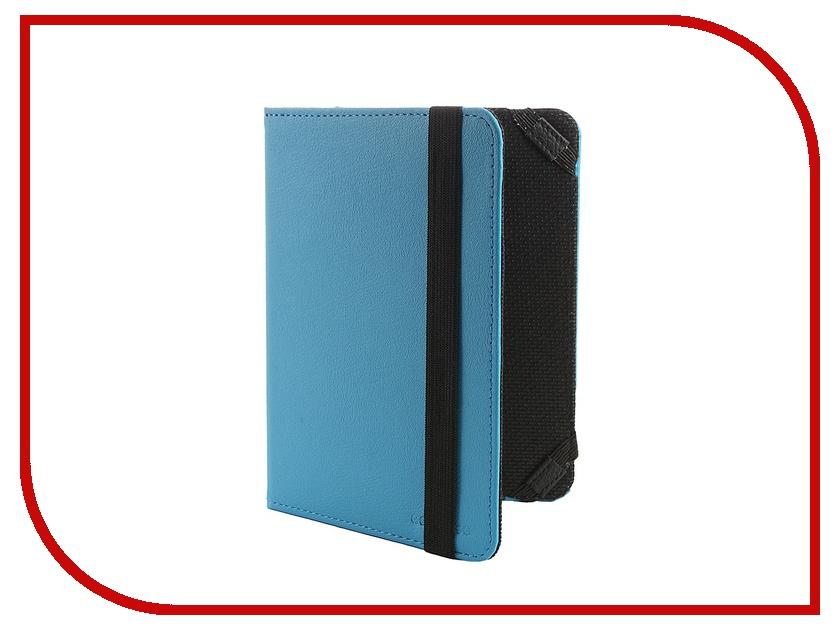 Аксессуар Чехол-обложка Good Egg for Reader Book 1 Lira кожа Turquoise GE-RB1LIR2240